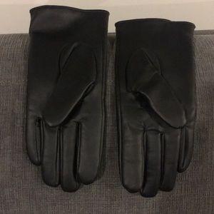 Aldo Black gloves